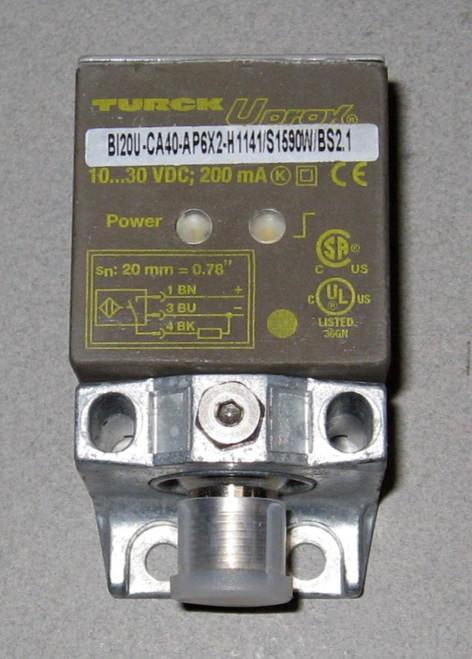 BI20U-CA40-AP6X2-H1141 - Proximity Sensor (Turck)