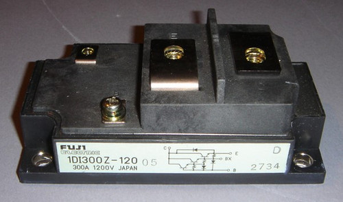 1DI300Z-120-05 - 1200V 300A Transistor Module (Fuji)  - New/RFE