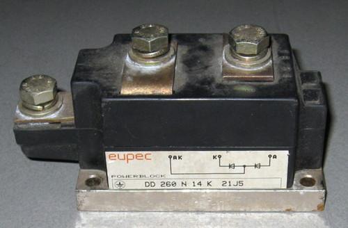 DD260N14K - Diode (Eupec) - Used