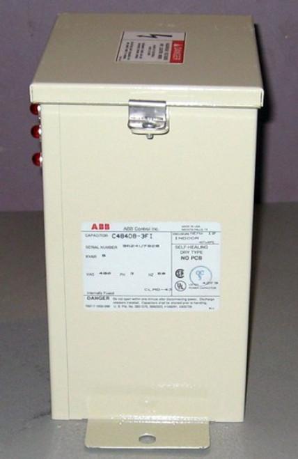 C484D8-3FI - Capacitor (ABB)