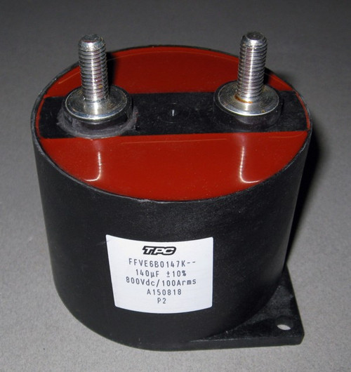 FFVE6B0147K - Capacitor, 800V 140uF (TPC)