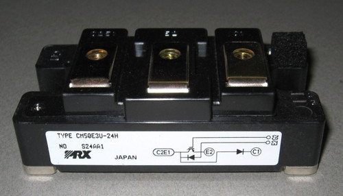 CM50E3U-24H - IGBT / diode module, 1200V 50A (Powerex)