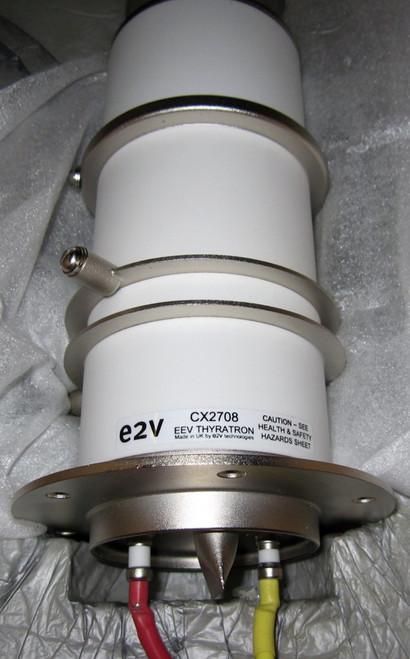 CX2708 - 40kV Crowbar Thyratron (EEV / E2V)