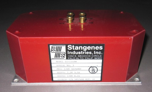 SI-15498 - High-Voltage Isolation Transformer (Stangenes)