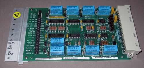 05747469-G - PCB Assembly, HC INTFC4-V6.5-S33A (Siemens)