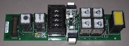 8672370 S011U Rev. C - Hand Controller Circuit Board (Siemens)
