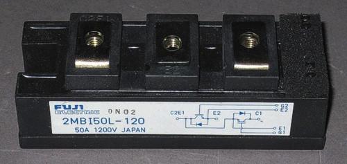 2MBI50L-120 - IGBT (Fuji)