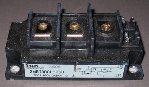 2MBI300L-060 - IGBT (Fuji) - Used