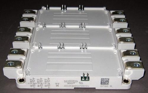 SEMiX353GD126HDc - 1200V IGBT 6-pack (Semikron) - New/RFE