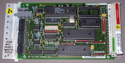 non-standard - 05864579 Rev. A - PC1 G32B Dose 2 Function Controller 2, Circuit board (Siemens) - Used