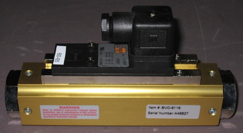 BVO-6116 - Flowmeter and Switch (Kobold)