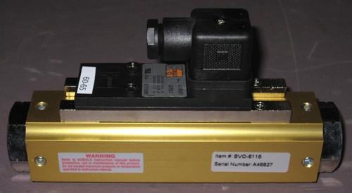 BVO-6116 - Flowmeter and Switch (Kobold)