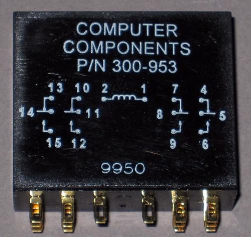 300-953 - Relay (Computer Components)