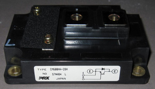 CM600HA-28H - IGBT (Powerex)