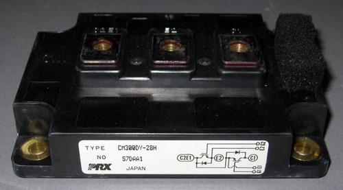 CM300DY-28H - 1400V 300A Dual IGBT (Powerex) - Used