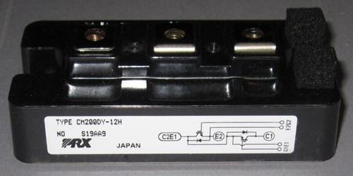 CM200DY-12H - 600V 200A dual IGBT module (Powerex)