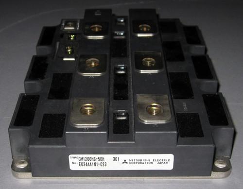 CM1200HB-50H - 2500V 1200A High-Voltage IGBT (Mitsubishi)