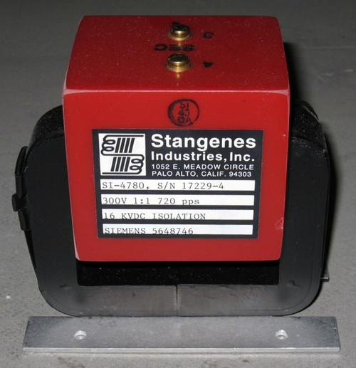 SI-4780 - Isolation Transformer (Stangenes)