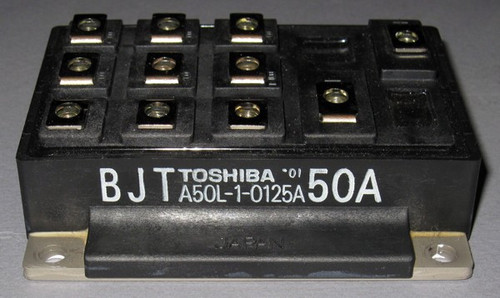 A50L-1-0125A - Transistor (Toshiba) - Used