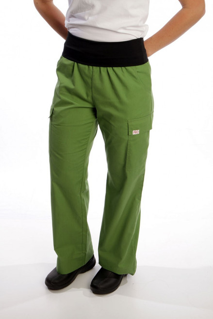Jade Green 777 Pant