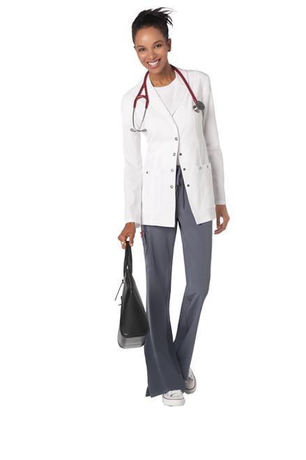 82400 Lab Coat in White