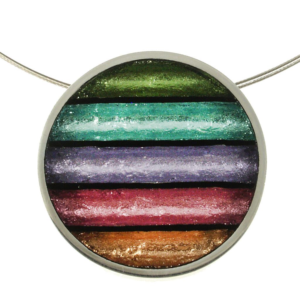 2161-5 - Gradient Pendant Pastels