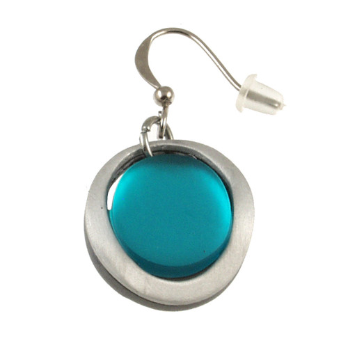 2202-2 - Eclipse Earring Turquoise