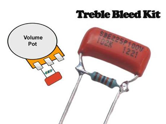 sprague orange drop treble bleed kit. Black Bedroom Furniture Sets. Home Design Ideas