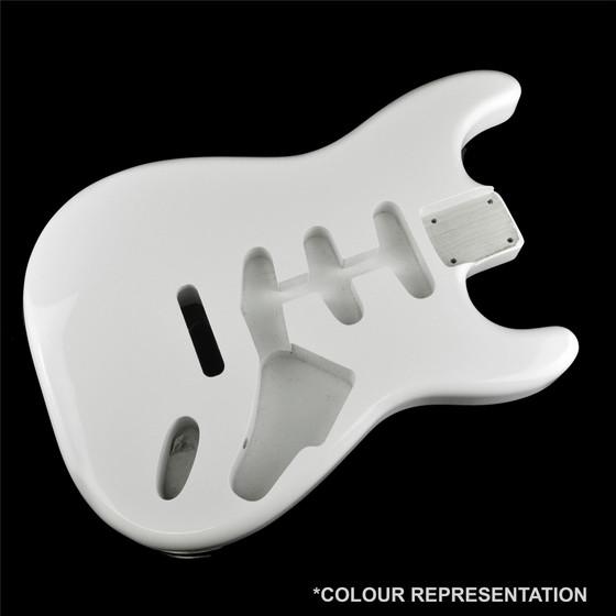 Arctic White Nitrocellulose Guitar Paint Lacquer 400ml