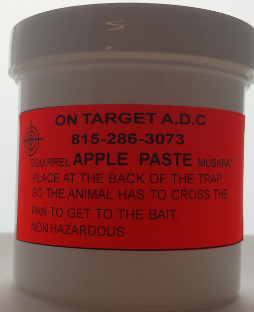 Apple Paste 6oz