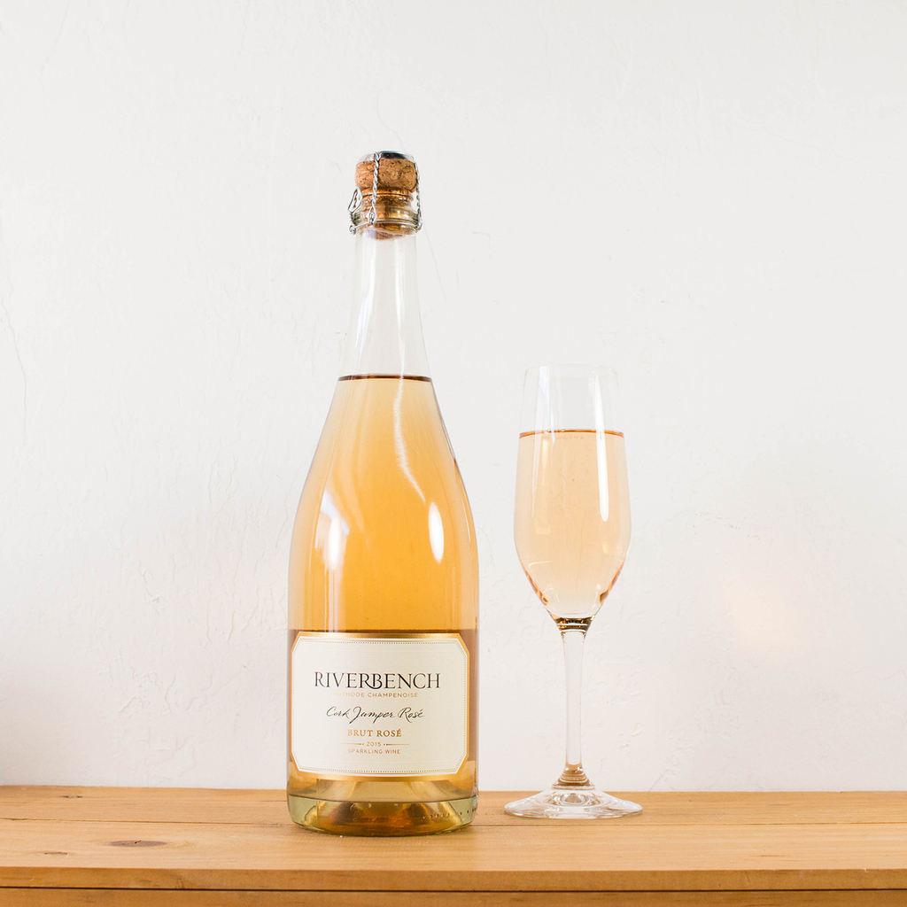 Riverbench Cork Jumper Sparkling Brut Rose