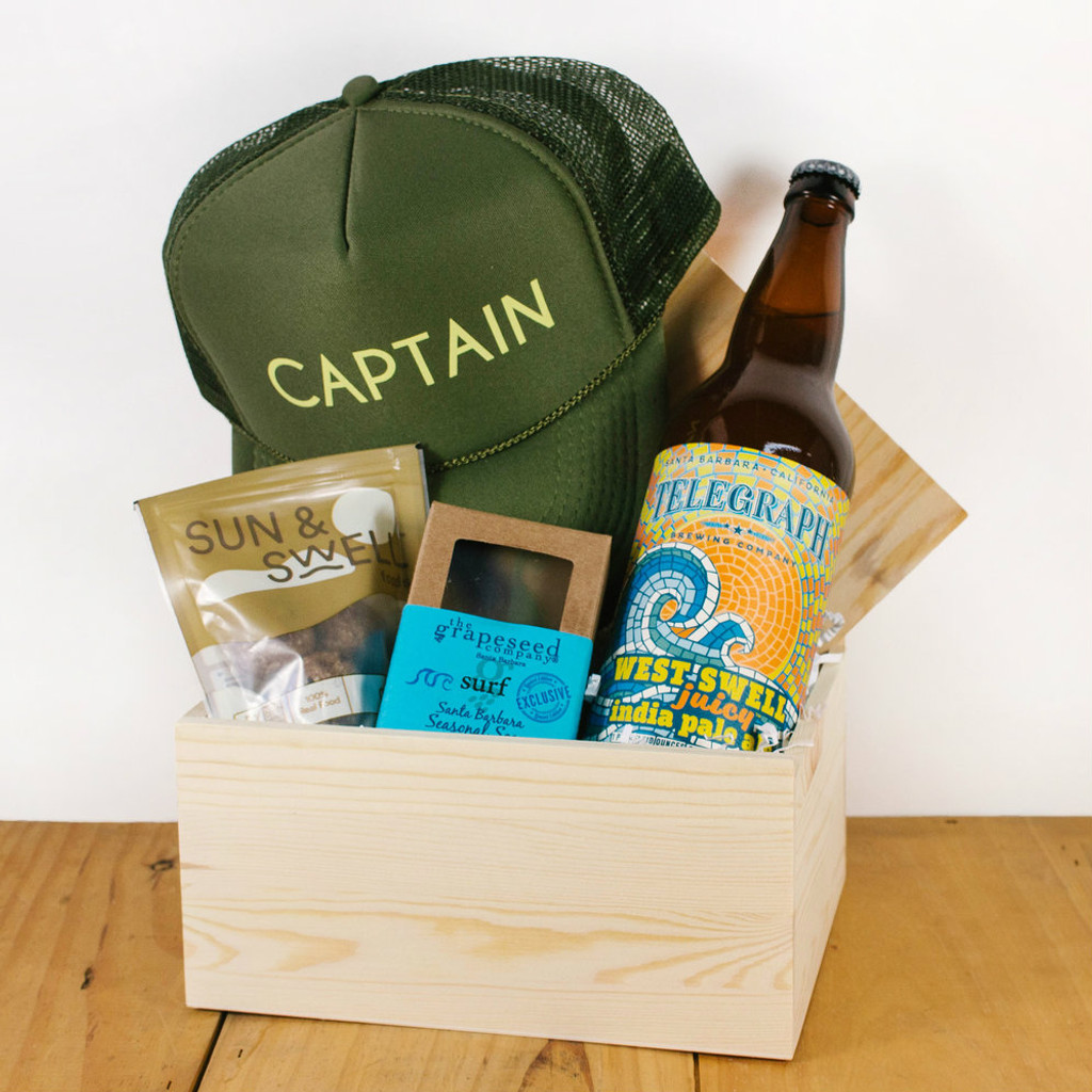 Surf Daddy Beer Box