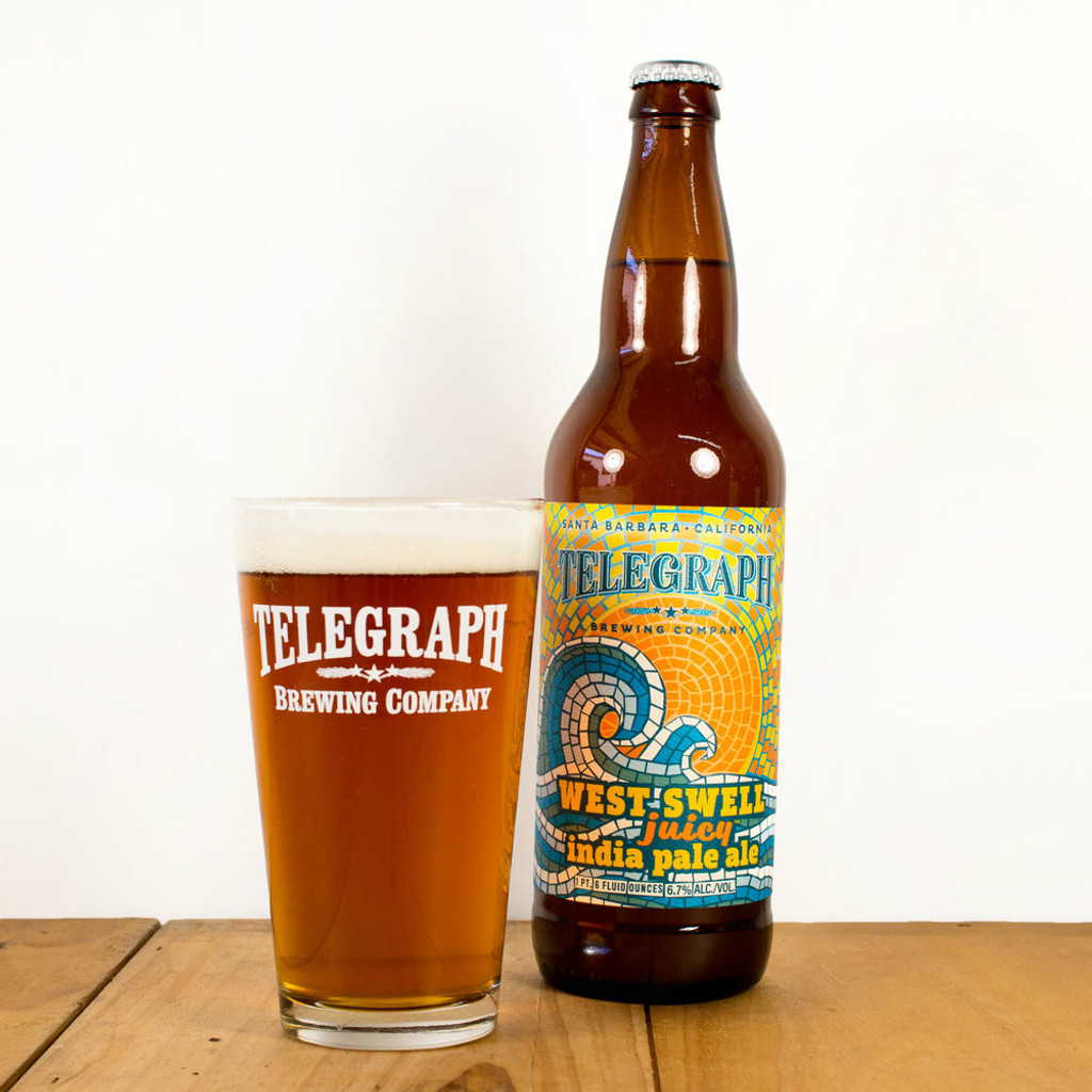 Telegraph West Swell IPA