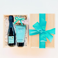 Prosecco, Chocolate Truffles, and Spa Mud Mask