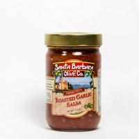 Santa Barbara Olive Company Garlic Salsa