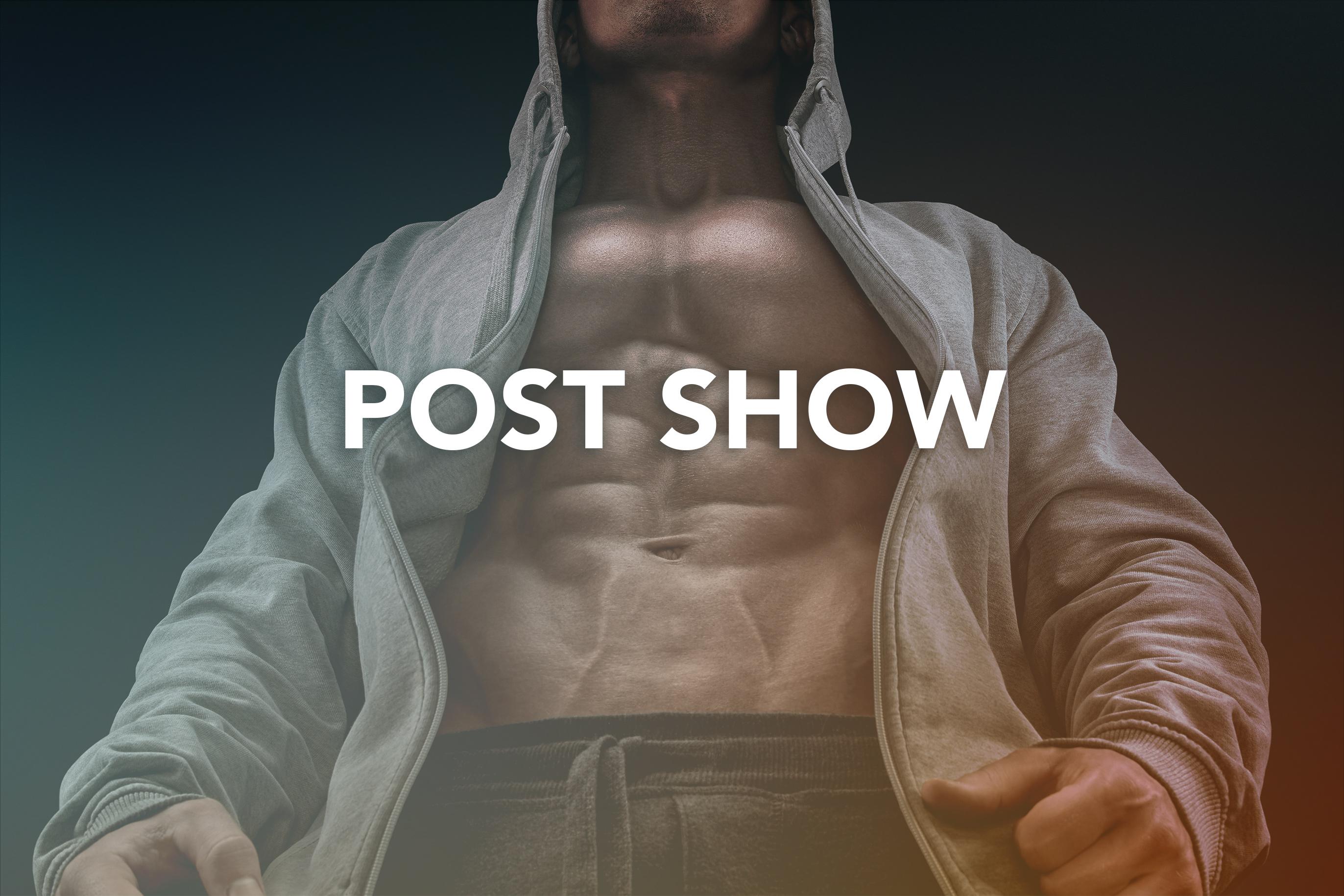 Post Show