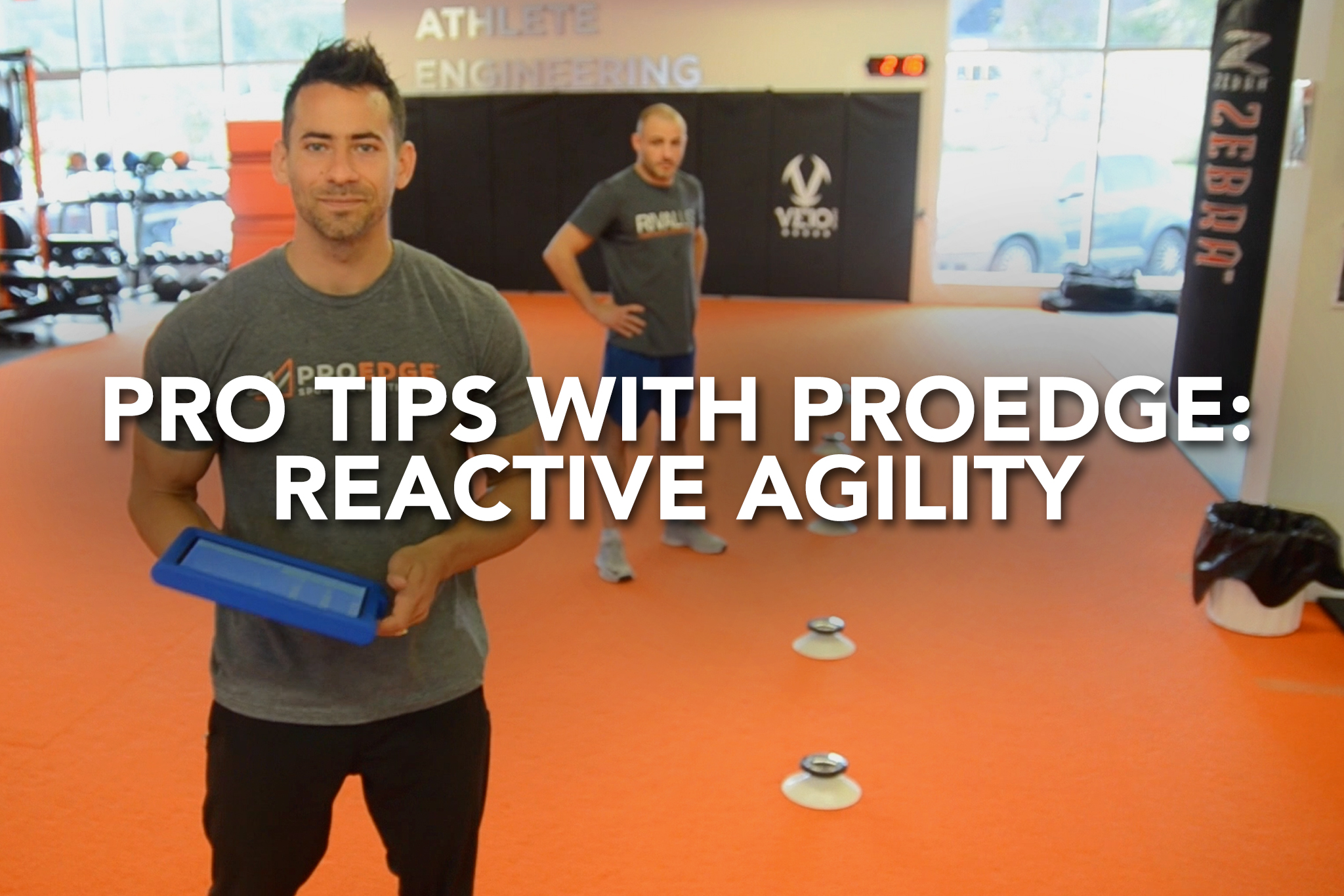 Pro Tips with ProEdge: Reactive Agility