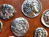 Tomb Raider II; Cradle Of Life, 6 Coins, Solid Metal