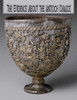 The Holy Grail Chalice of Antioch Limited Edition with Free Book