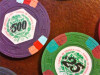 007 James Bond Licence To Kill Prop Clay Gambling Chip