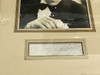 Boris Karloff, Framed, Matted, Picture and Autograph, PSA/DNA Authenticated