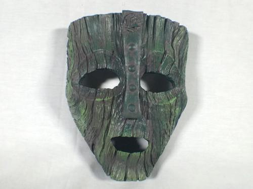 Loki Mask, The Mask, Jim Carrey, Cameron Diaz With Clear Easel