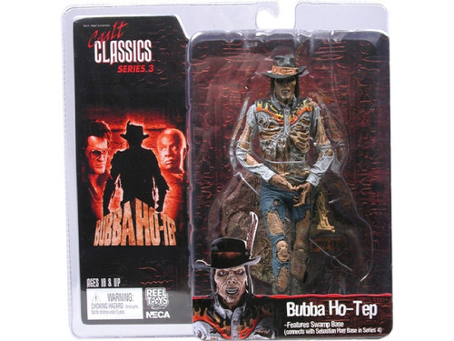 Cult Classic, Series 3, Bubba Ho-Tep, Bubba, New