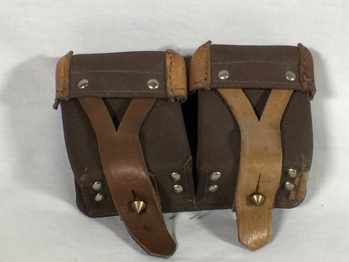 Indiana Jones and the Temple of Doom German Pouches Props