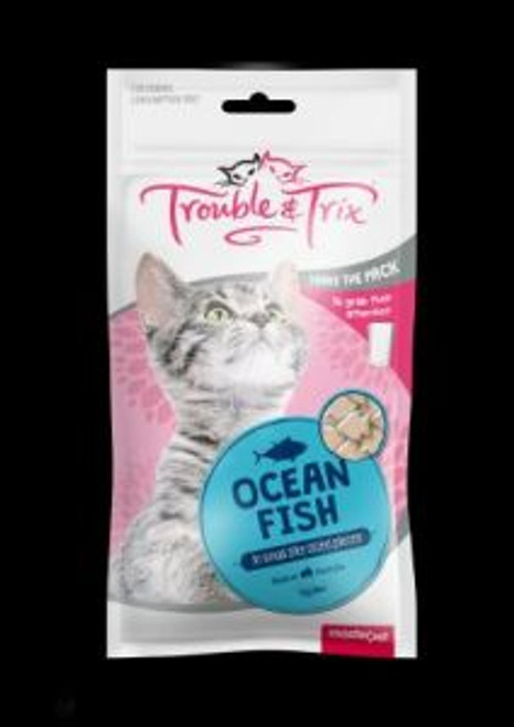 Ocean Fish Cat Treats 70g