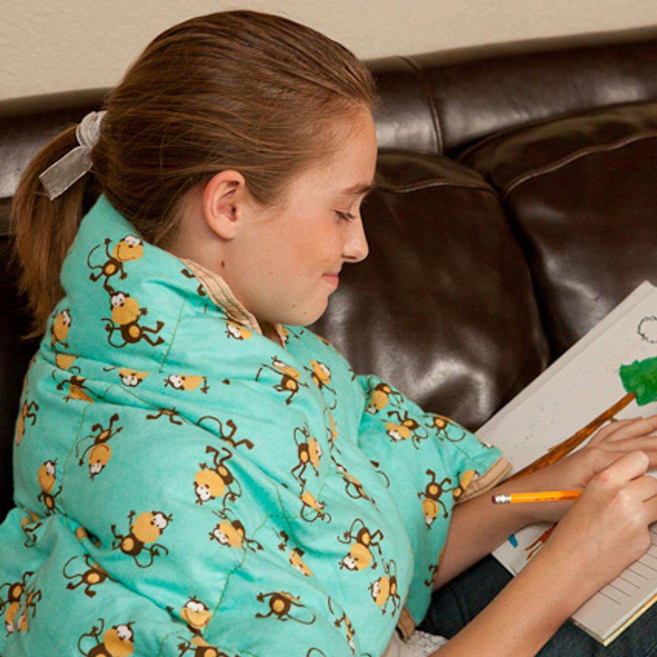 Weighted Sensory And Autism Sleep Blankets Teen Girls