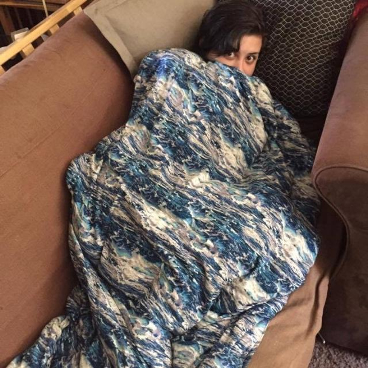 Do You Love Someone with Anxiety? How A Weighted Blanket Can Help