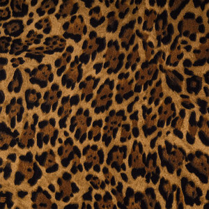 Leopard 100% Cotton Mosaic Weighted Blanket -Made to Order