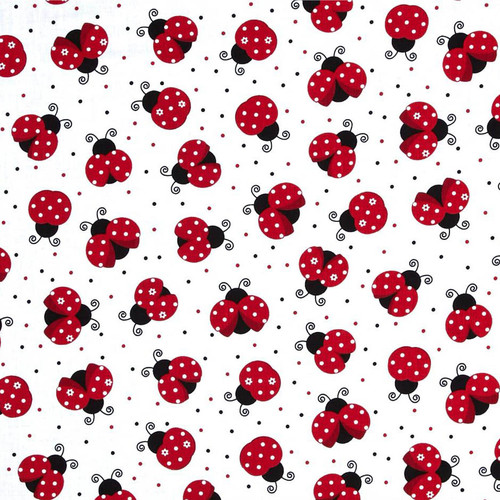 Ladybugs  - Weighted Blanket