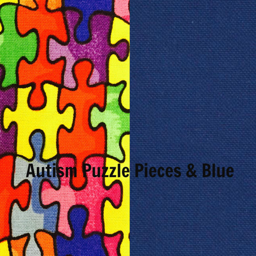 Puzzle Pieces Blanket - Kids Weighted Blanket